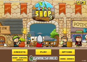 Games Shop Empire